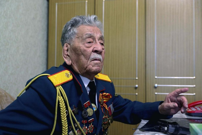 Общественники России и Кыргызстана оказали поддержку ветеранам в Бишкеке и Оше