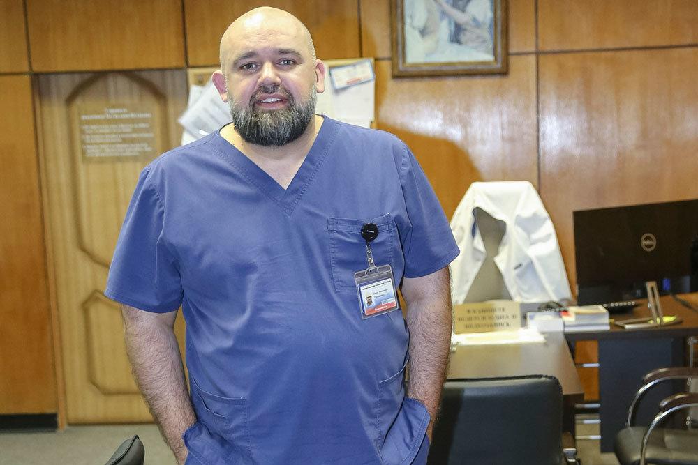 Главврач больницы в Коммунарке пояснил инцидент с невыплатами премий медперсоналу