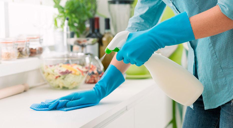В каком порядке следует убирать квартиру в период эпидемии