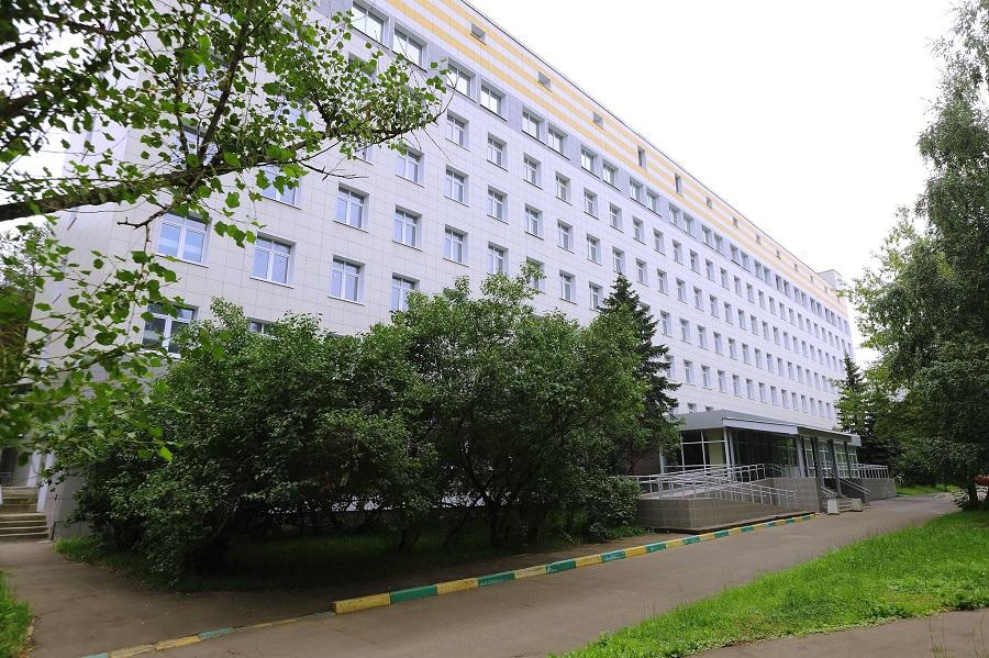 Надежный заслон от пандемии COVID-19 поставили в Первой онкологической больнице