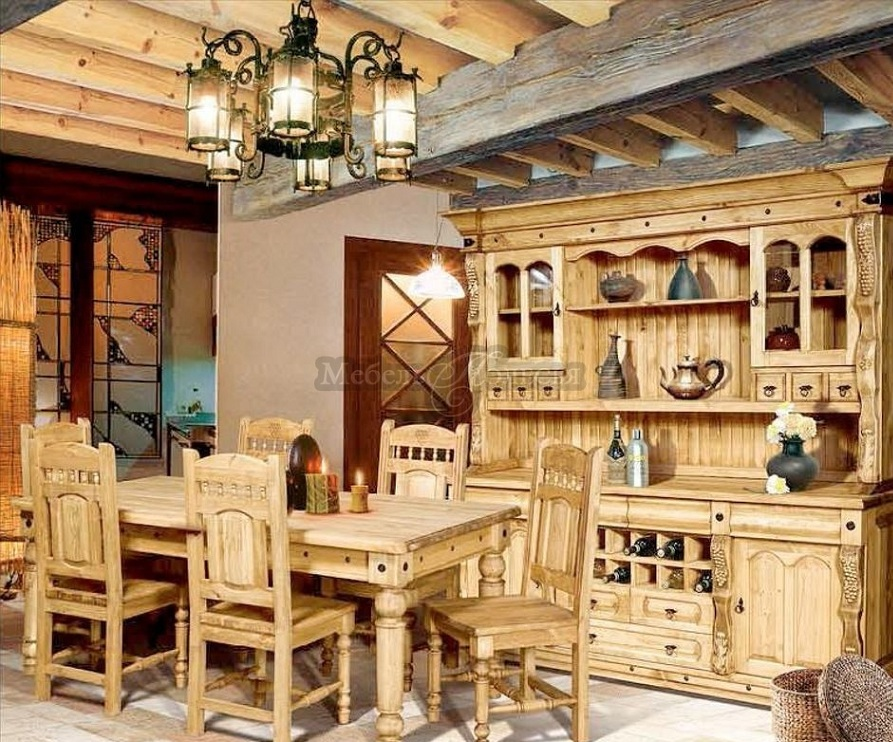 Лучшая мебель из натурального дерева ведущих белорусских производителей в интернет магазине Мебель Полесья!