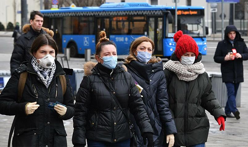 В Москве и Подмосковье продлен режим самоизоляции