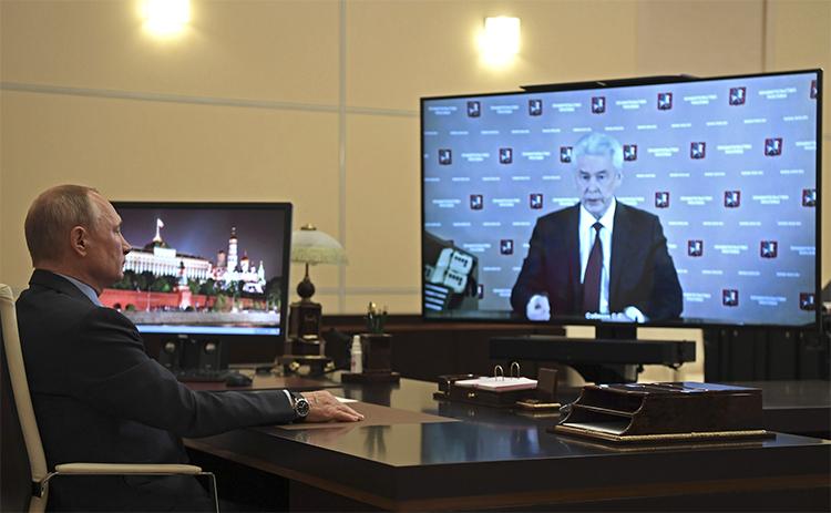 С 1 июня в Москве разрешат «тестовые прогулки» по графику