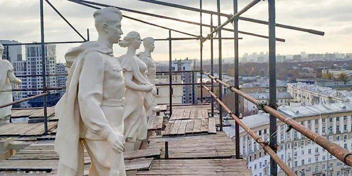 Наталья Сергунина рассказала о юбилейном конкурсе «Московская реставрация»