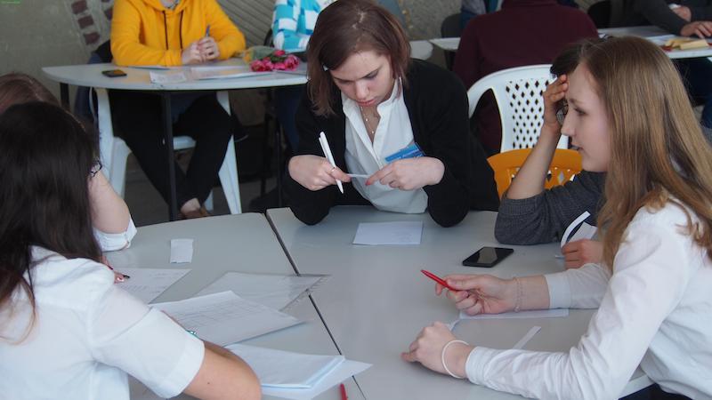 В столице пройдет конкурс инициатив школьников под названием «Московская Школа лидеров»