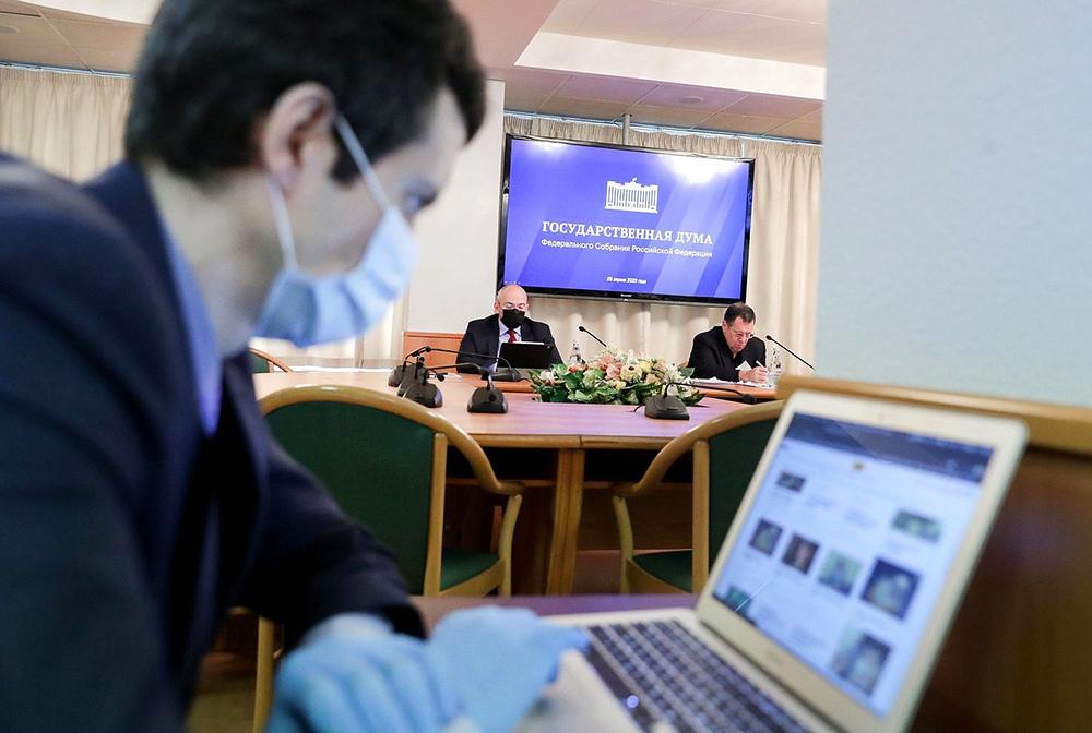 На старте заявочной кампании желание проголосовать дистанционно выразили более 65 тыс москвичей