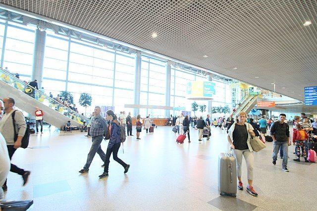Избирательные участки откроются в столичных аэропортах