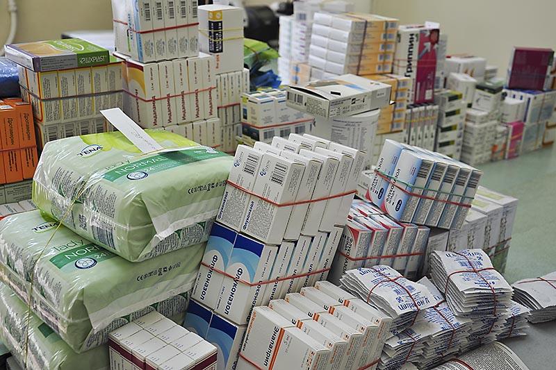 «Деловые Линии» перевезли медицинские товары для региональных больниц