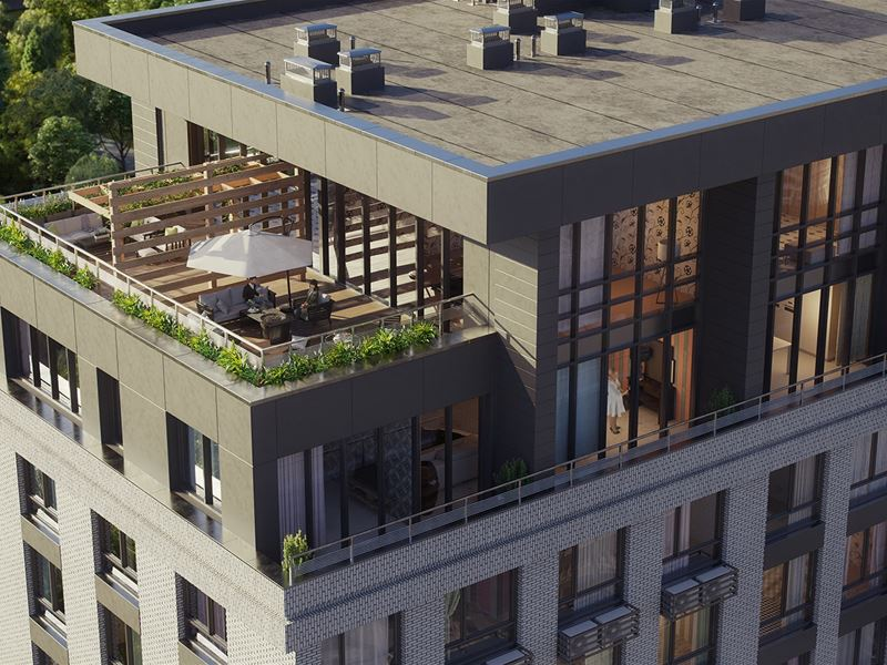 МИЦ начал строительство апартаментов у «Москва-Сити»