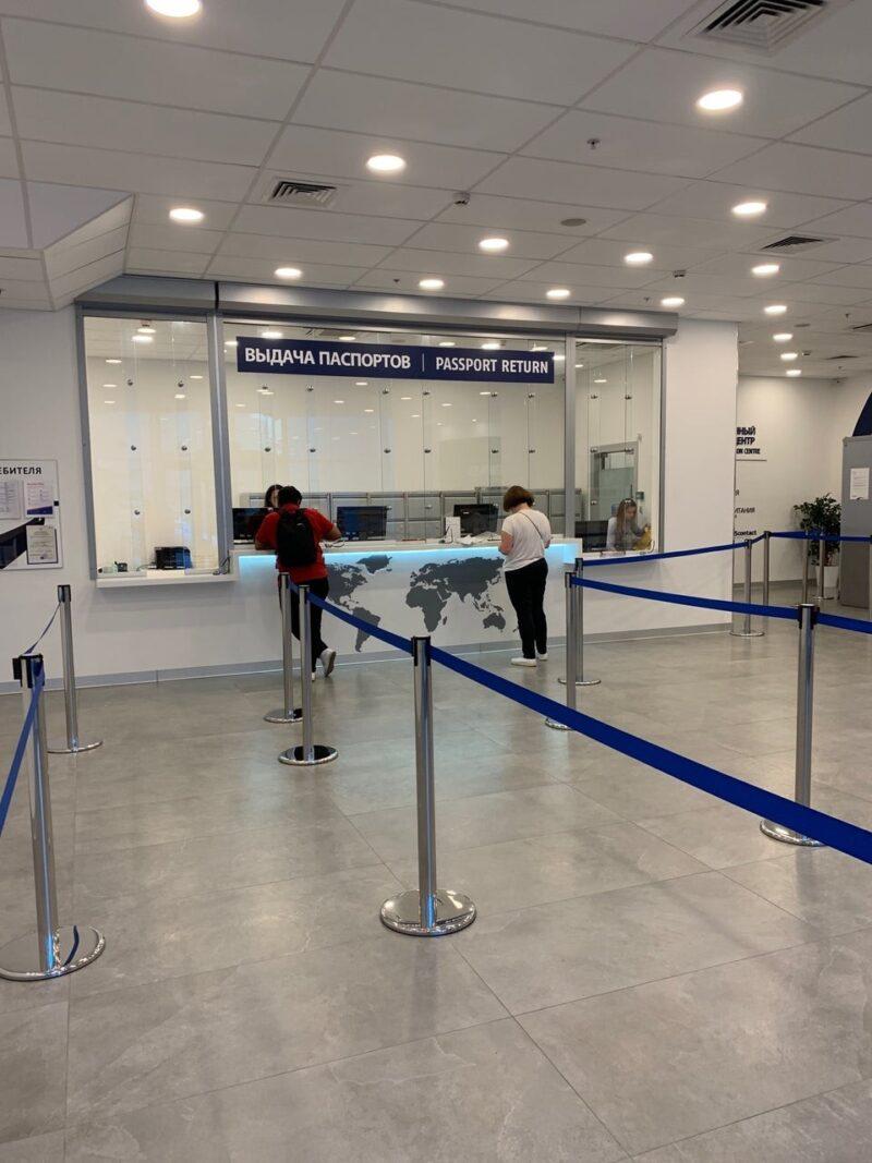 29 июня возобновляются работы визовых центров Великобритании в РФ