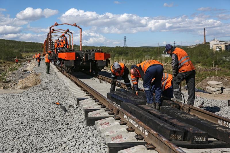 РЖД возобновят прерванное из-за обрушения моста сообщение с Мурманском