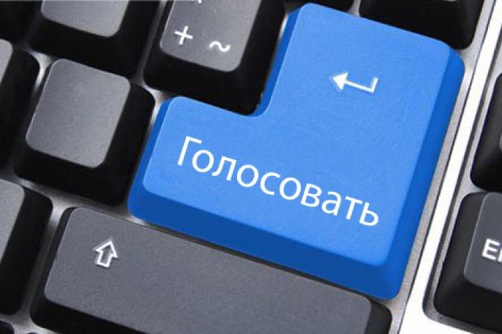 Порядка 15% москвичей решили голосовать по Конституции РФ онлайн