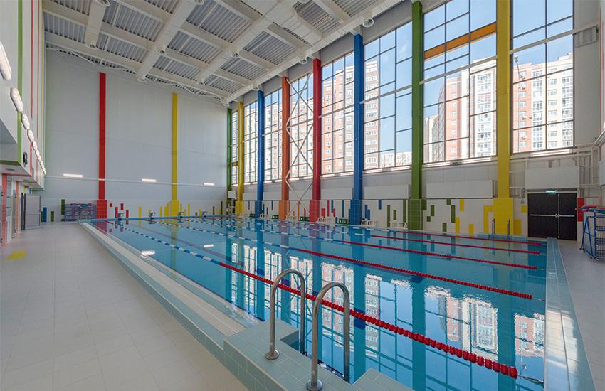 В Чертаново Южном построят спортивный центр с бассейном