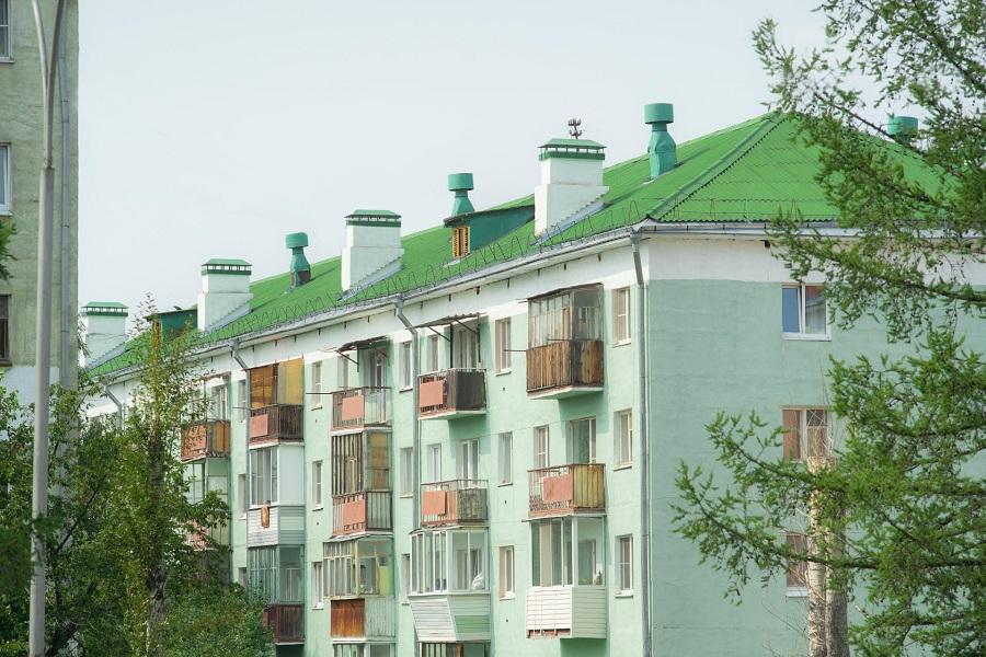 Хризотиловый шифер – универсальный материал для кровли в России