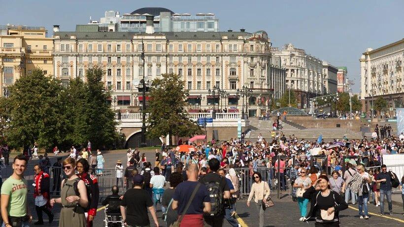 Наталья Сергунина прокомментировала запуск в Москве нового формата международного сотрудничества в сфере туризма