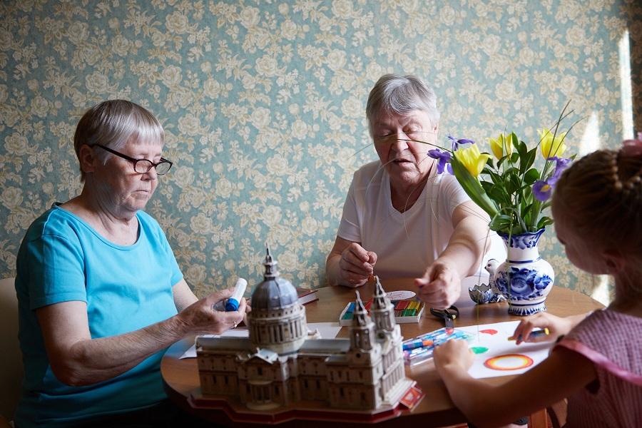 Реабилитация пожилых в санатории