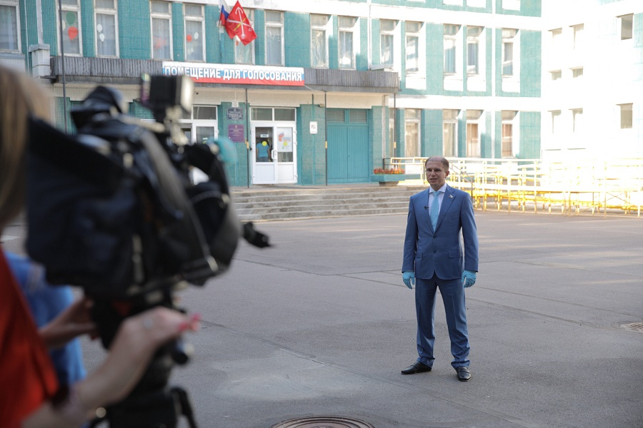 Михаил Романов: «Голосование по поправкам в Конституцию не было скомпрометировано ни провокациями, ни недовольством наблюдателей»