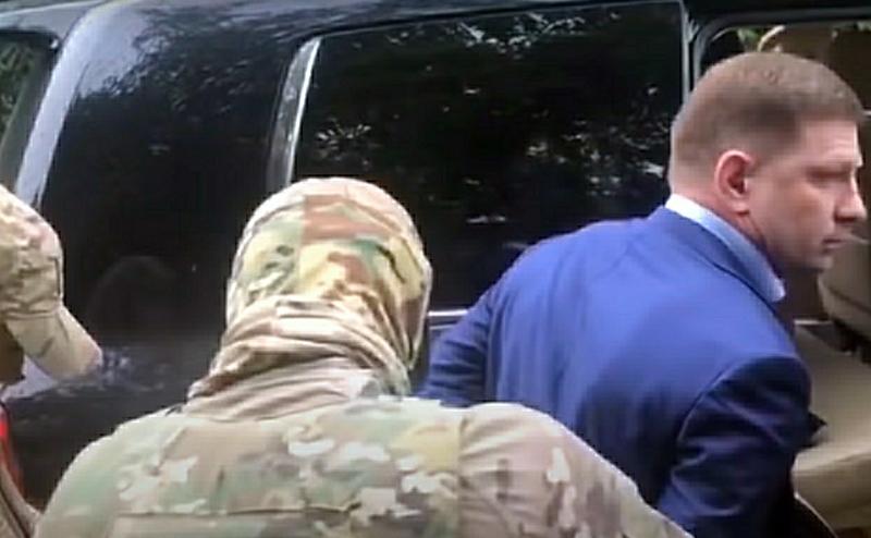 В Хабаровском крае продолжаются аресты ЛДПРовцев