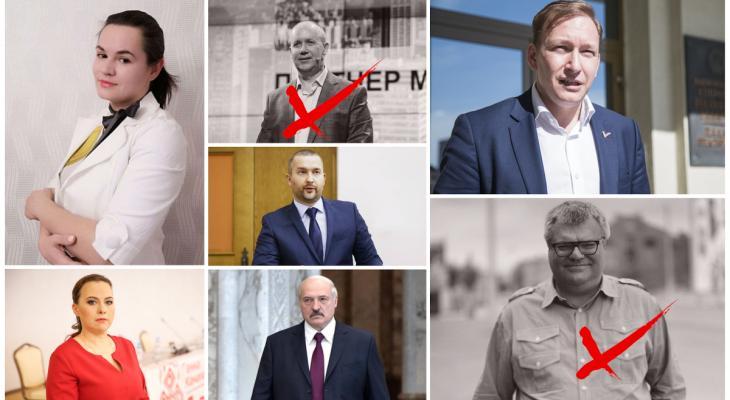 ЦИК Белоруссии отказался регистрировать Бабарико на выборы