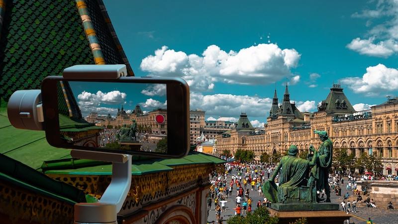 В Москве появились «живые» экскурсии для иностранцев