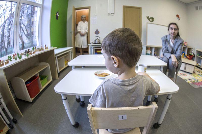 В московских детсадах и школах учитывают индивидуальные особенности питания