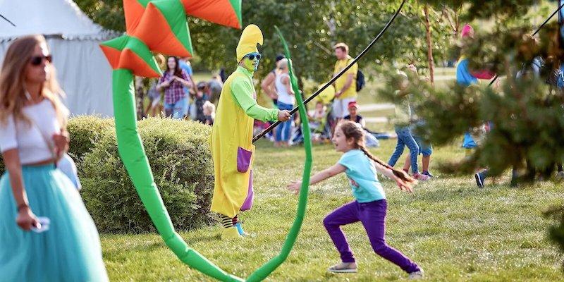 Наталья Сергунина: в 14 парках Москвы проводятся бесплатные мероприятия для детей и подростков