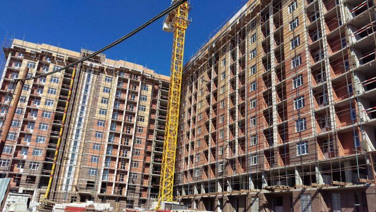 ГК «А101» собирается завершить в августе строительство школы и детсада в ЖК «Испанские кварталы»