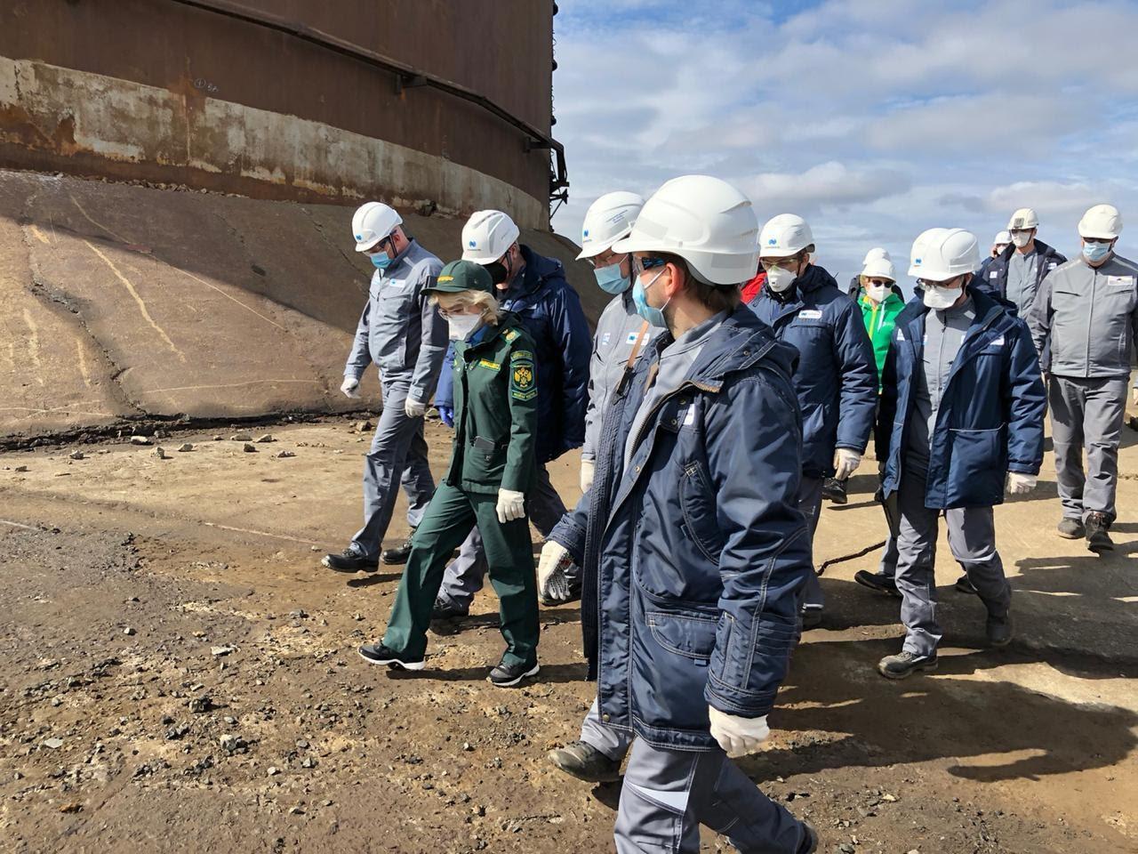 Светлана Радионова: Росприроднадзор будет работать в Норильске до полного восстановления экологической ситуации