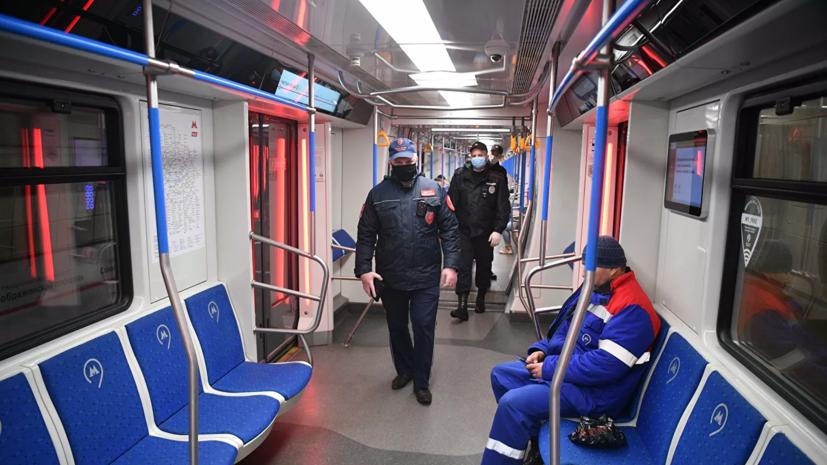 В Москве оштрафовано более 42 тыс. пассажиров без масок – ГКУ «Организатор перевозок»