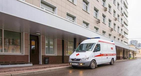 В Москве досрочно закончили ремонт здания ДГКБ имени Г.Н. Сперанского