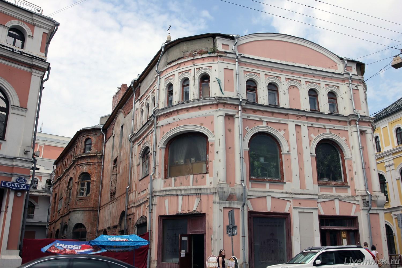 Владимир Ефимов: стартовал конкурс на выполнение ремонтно-реставрационных работ в столичной Церкви Ильи Пророка