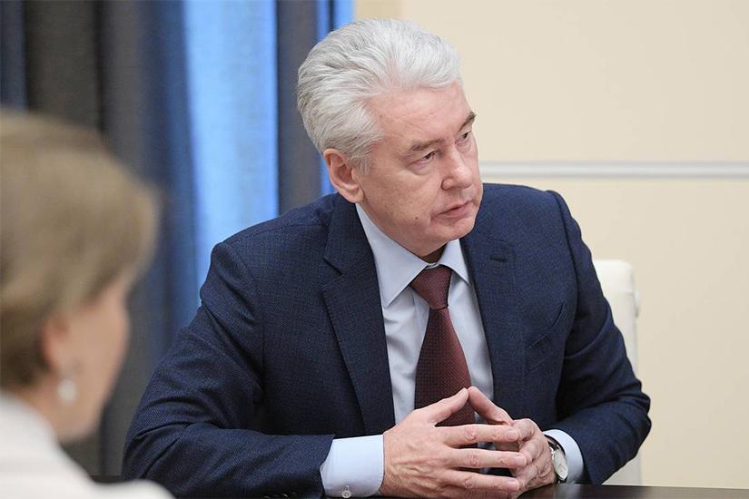 Сергей Собянин прокомментировал информацию о введении режима самоизоляции в сентябре