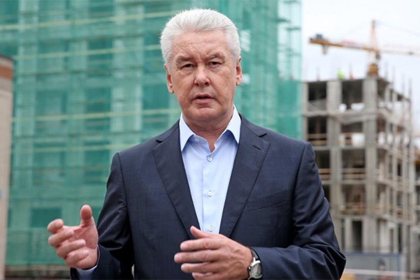 Сергей Собянин рассказал о реорганизации столичных промышленных зон