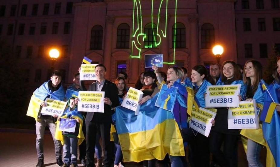 Безвиз с Украиной и задержанные агенты СБУ