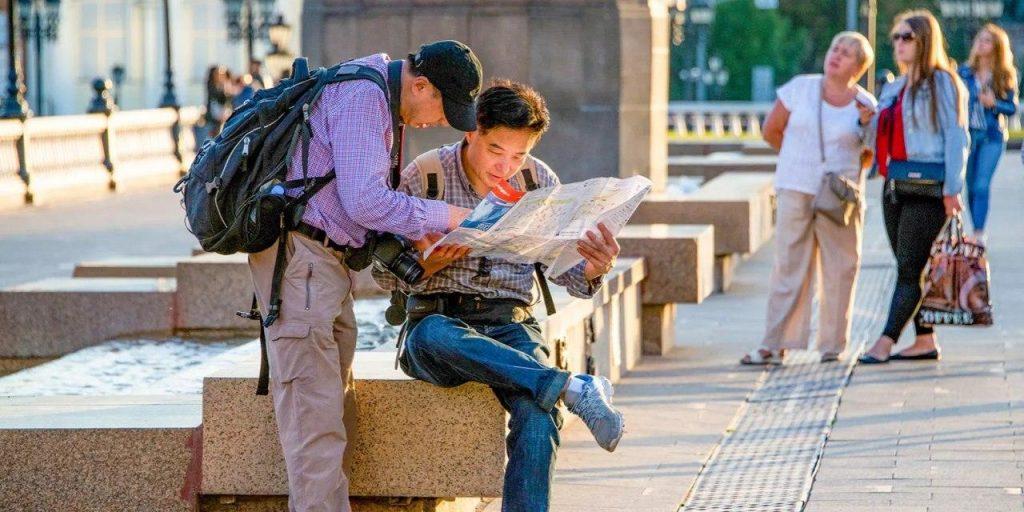 Жители Москвы выберут лучшие городские маршруты для туристов