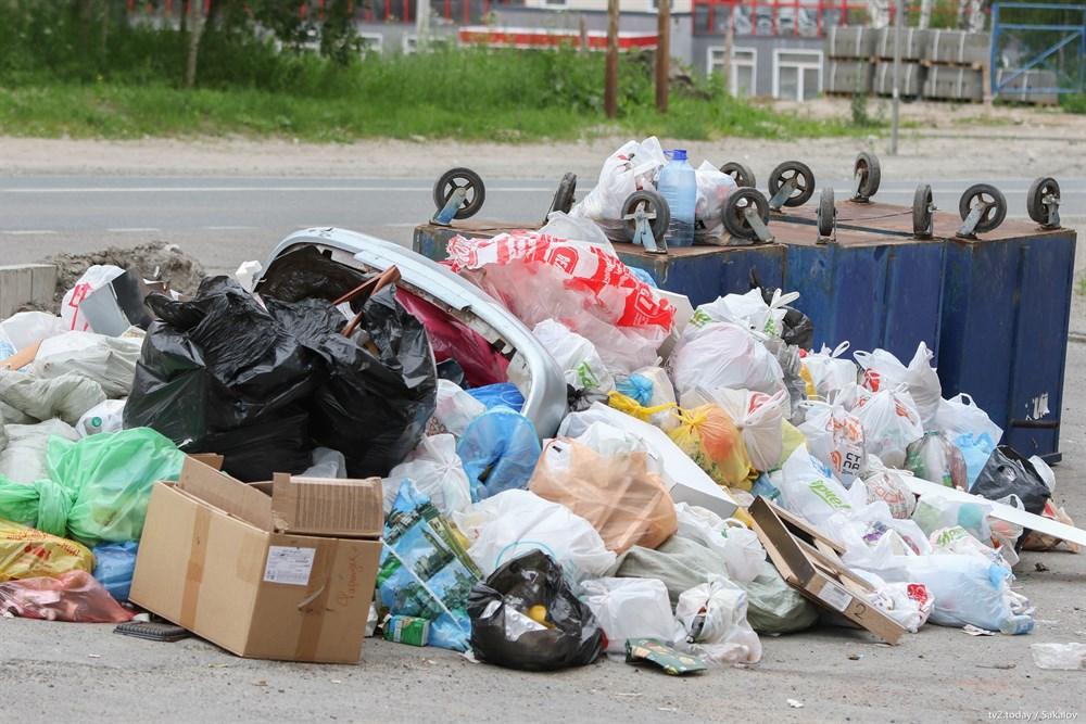 Сгоревшие мусоровозы могут привести к «мусорному» коллапсу во Владимире