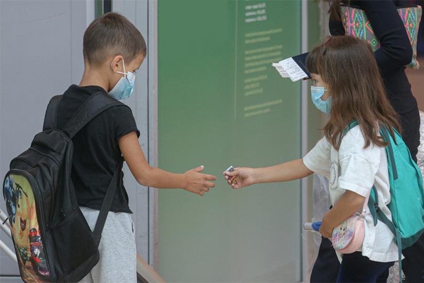 В мэрии Москвы рассказали об особенностях обучения школьников с 1 сентября