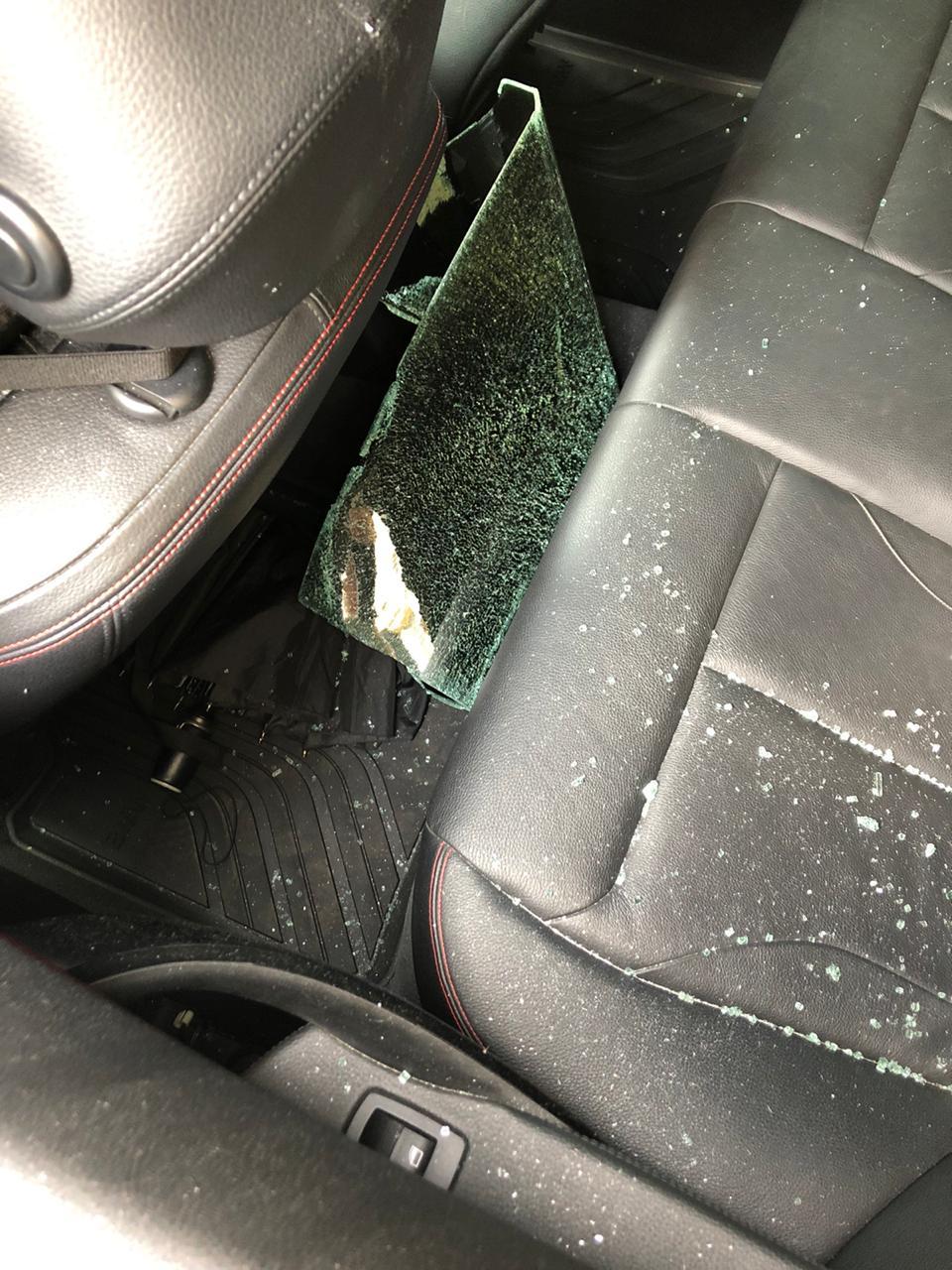 В Москве ограбили машину  с драгоценностями