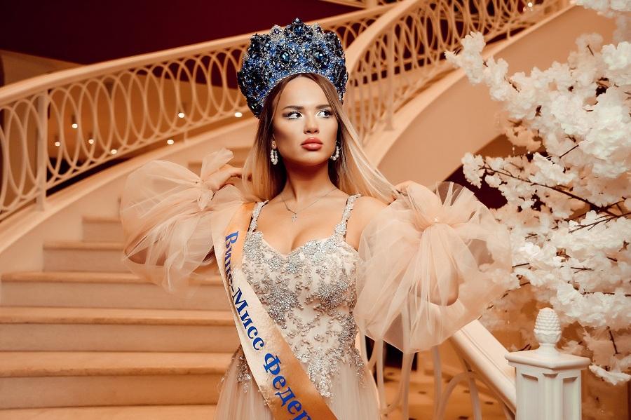 Юбилейный сезон проекта «Мисс Федерация» завершился в Москве