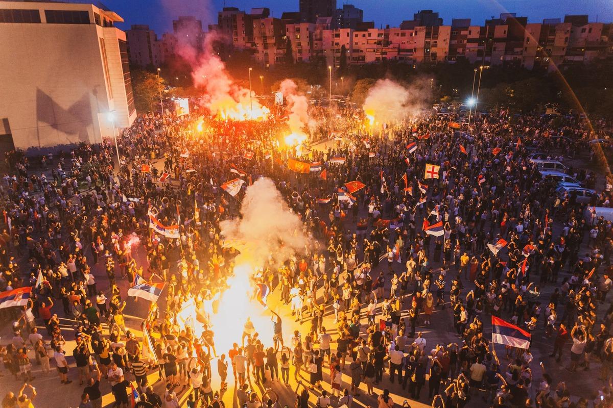 В Черногории произошла смена власти