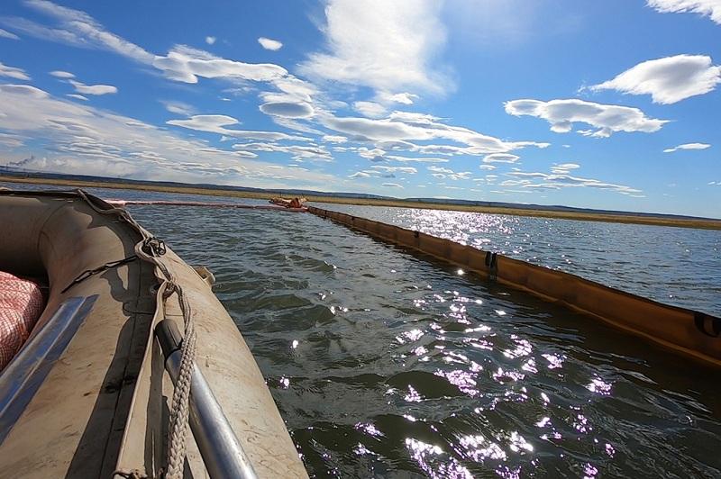 Незначительное превышение содержания ГСМ в воде под Норильском связано с работой по ликвидации разлива
