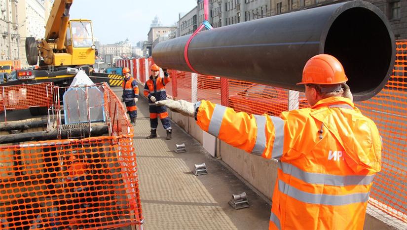В Москве сократятся сроки планового отключения горячего водоснабжения
