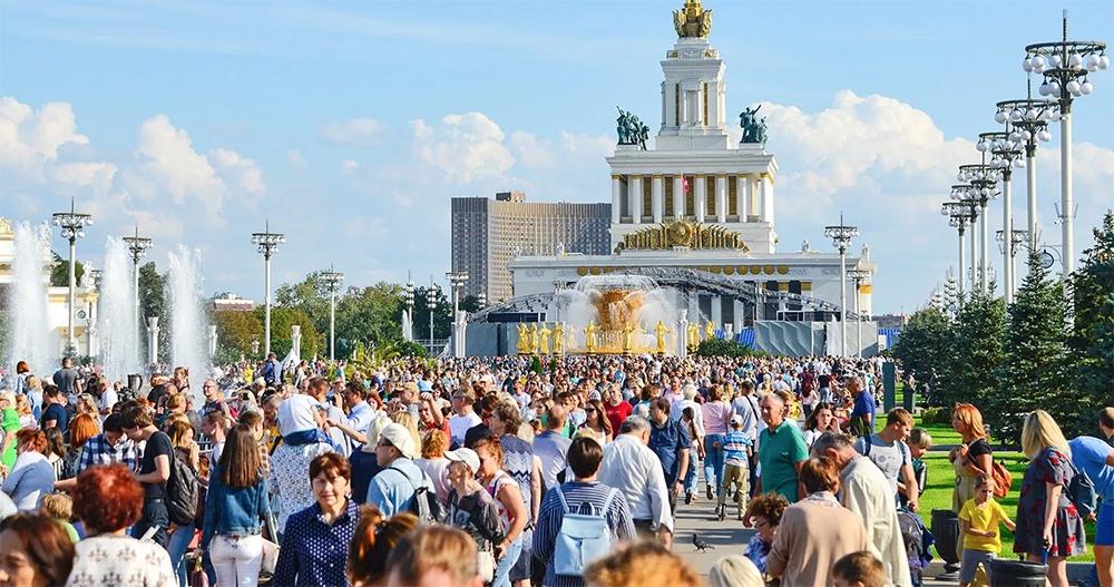 Наталья Сергунина: москвичи выберут самые интересные места на ВДНХ