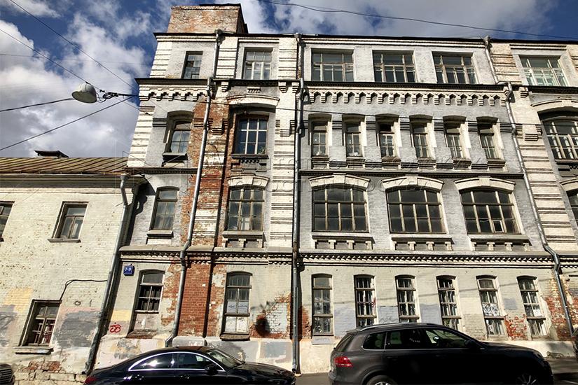 На Ивановской горке отреставрируют старорусские палаты XVII века