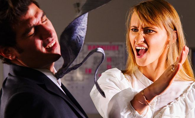 Как отомстить мужу? PR технологии для защиты женщин