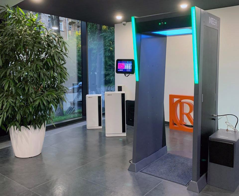 В России представлены инновационные устройства по дезактивации COVID-19