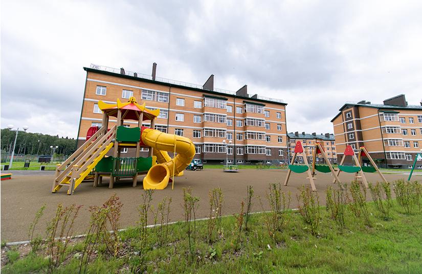 В ТиНАО введены в эксплуатацию первые жилые объекты ЖК «Марьино Град»