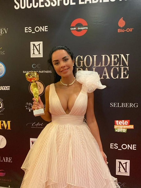 Талантливые женщины получили награды
