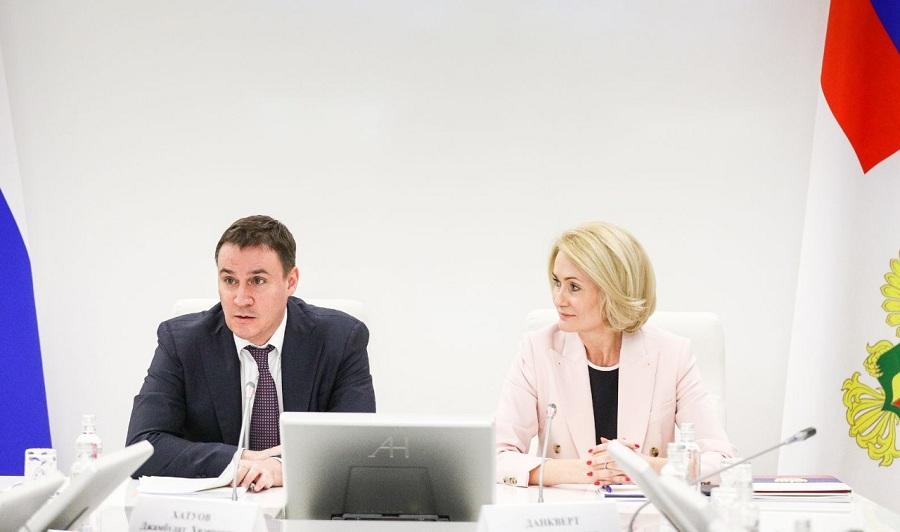 Вице-премьер Виктория Абрамченко поручила федеральным министрам поддержать Экодиктант