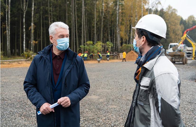 В Новой Москве инвесторы создали 250 тыс. рабочих мест – Сергей Собянин